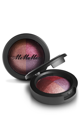 Eye Inspire Quad Baked Eyeshadow - Opulent