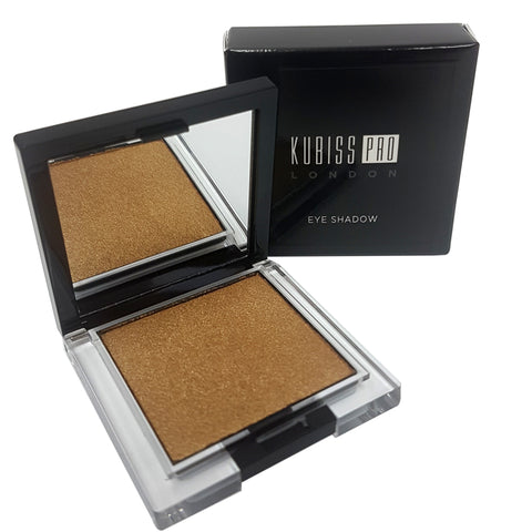 Kubiss London Pro Eye shadow No.10 Honeyed Iris