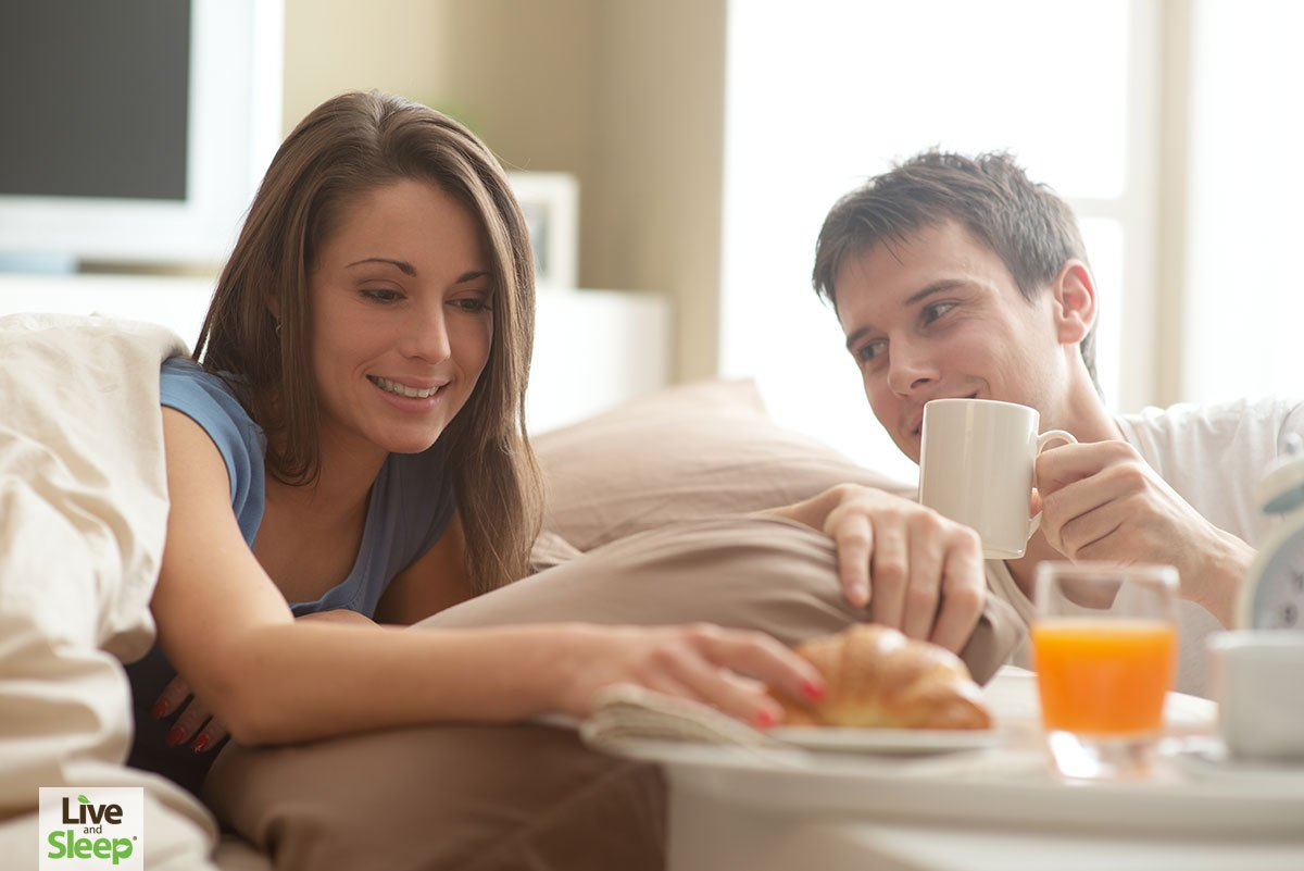 Eating In Bed, Is It Good Or Bad?