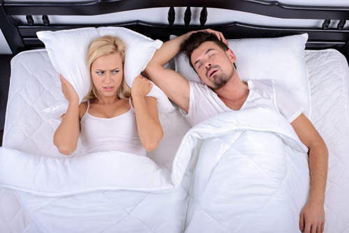 Can a Memory Foam Mattress Cure Snoring?-image