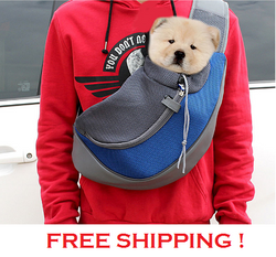 Pet Shoulder Bag