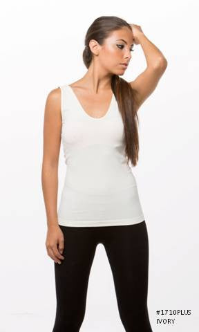 UV Tank Top White