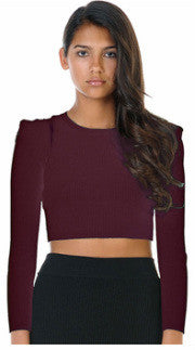 Yves Cropped Top