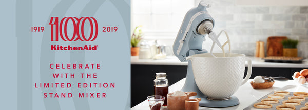 Buy KitchenAid Artisan Stand Mixer 100 Years at Potters Cookshop