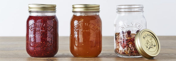 Preserving: Jam Made Oh So Simple in 5 Easy Steps