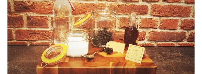 Make Your Own Delicious Blackberry Gin