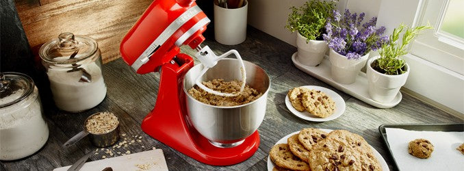 Win Up to £2,500 worth of KitchenAid products this autumn!