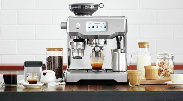 Shop Sage Espresso Coffee Machines