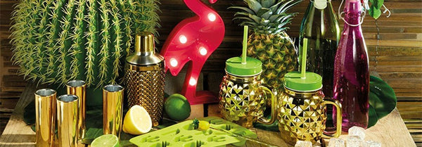 Throw a Tiki Party with Pizazz!