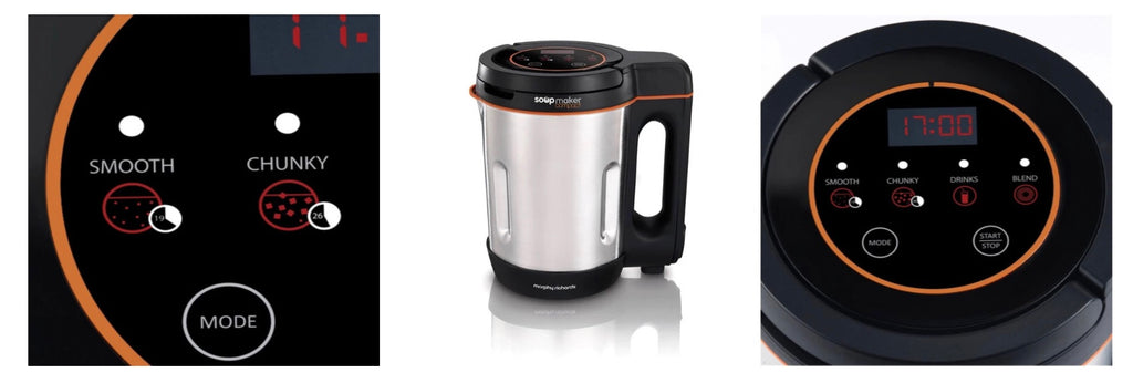Buy Morphy Richards Compact Soup Maker at Potters Cookshop