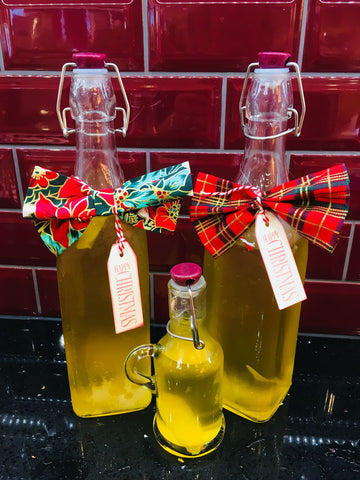 How to make Limoncello Blog by Potters Cookshop