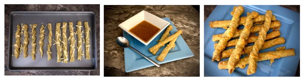 Recipe, Kitchenware and Cookware Blog by Potters Cookshop: Pesto & Cheese Straws