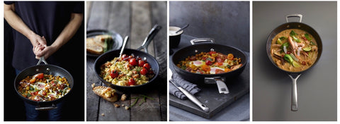 Buy Le Creuset Toughened Non-Stick Cookware at Potters Cookshop