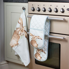Buy Wrendale Designs Oven Gloves at Potters Cookshop