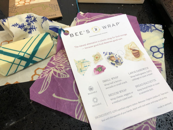 Buy Bee's Wrap at Potters Cookshop Essex