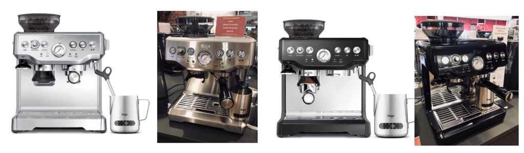 Buy Sage Appliances Barista Express Coffee Machine at Potters Cookshop
