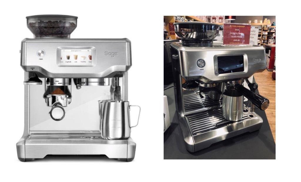 Buy Sage Appliances Barista Touch Coffee Machine at Potters Cookshop