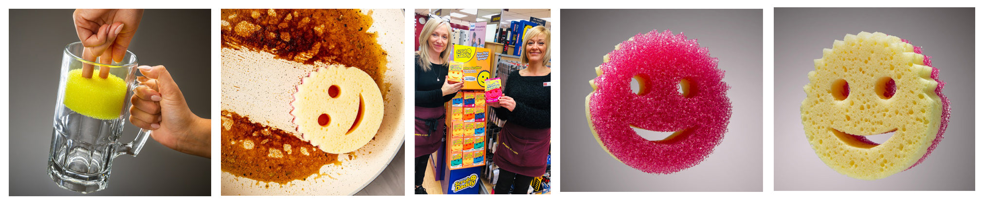 Buy Scrub Daddy Scrub Mommy at Potters Cookshop Essex