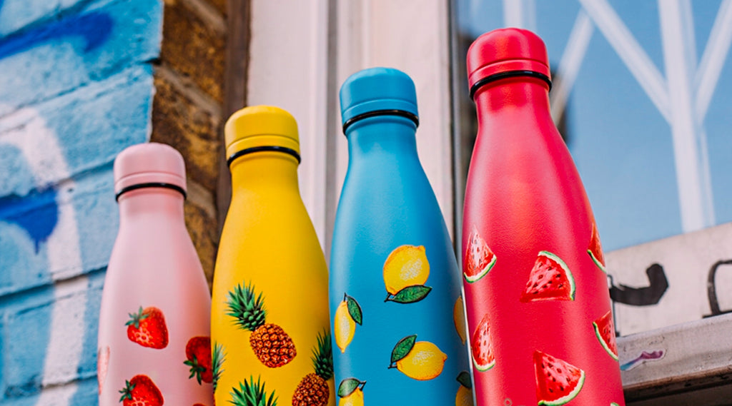 Buy Stainless Steel Bottles and Food Containers at Potters Cookshop