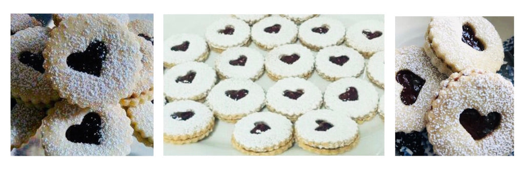 KitchenAid Queen of Hearts Cookies from Potters Cookshop