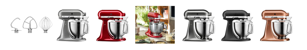 Buy KitchenAid Artisan Stand Mixer at Potters Cookshop