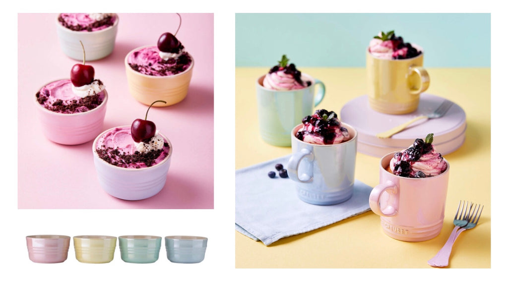 Buy Le Creuset Stoneware Glace Collection at Potters Cookshop