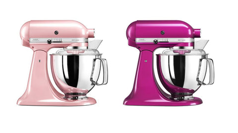 Buy KitchenAid Pink and Raspberry at Potters Cookshop Essex
