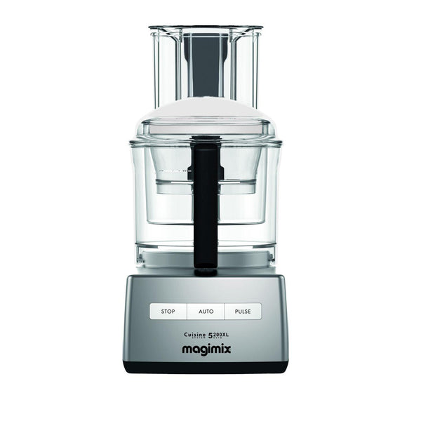 Magimix Cuisine Systeme 5200XL Premium Food Processor - Satin