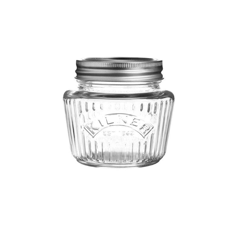 Kilner 250ml Vintage Glass Preserving Jar With Lid