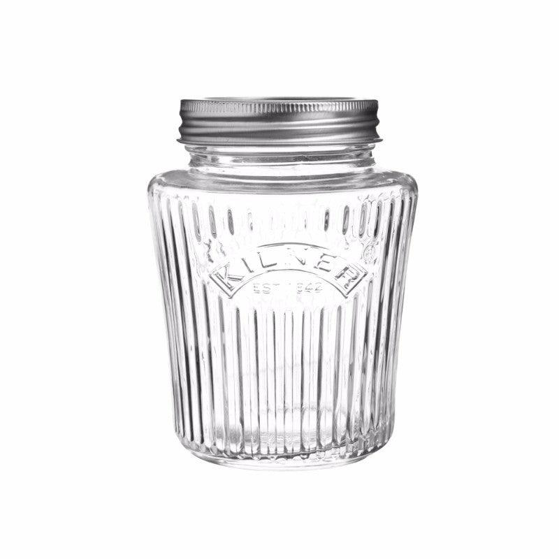 Kilner 500ml Vintage Glass Preserving Jar With Lid