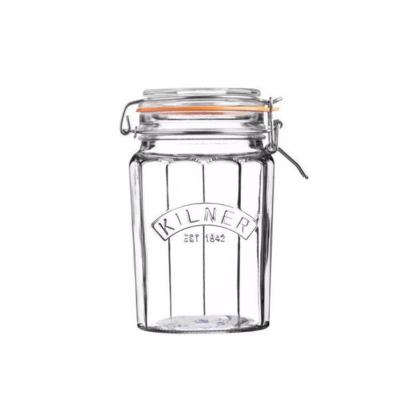 Kilner Clip Top Storage Jar - 950ml
