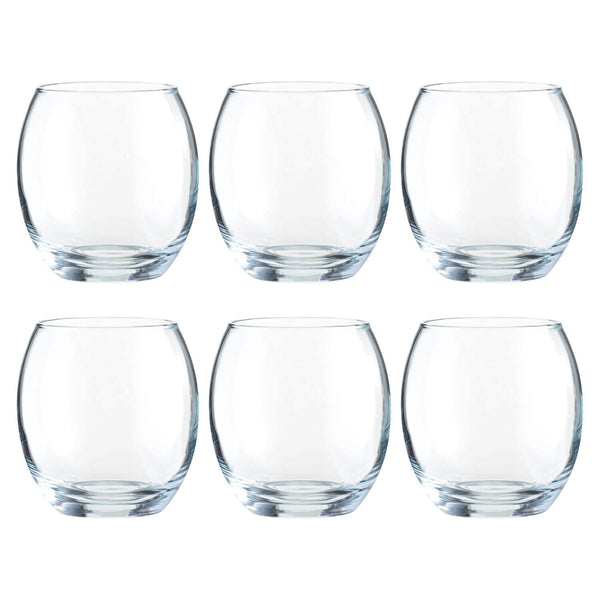 Ravenhead Mode Mixer Glasses - Set of 6