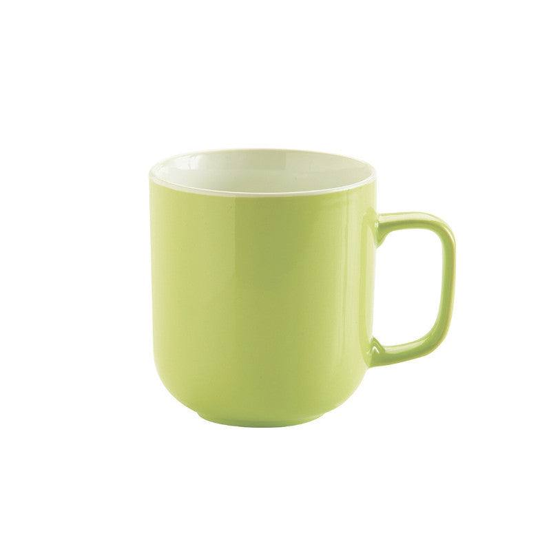 Price & Kensington Green 400ml Stoneware Mug