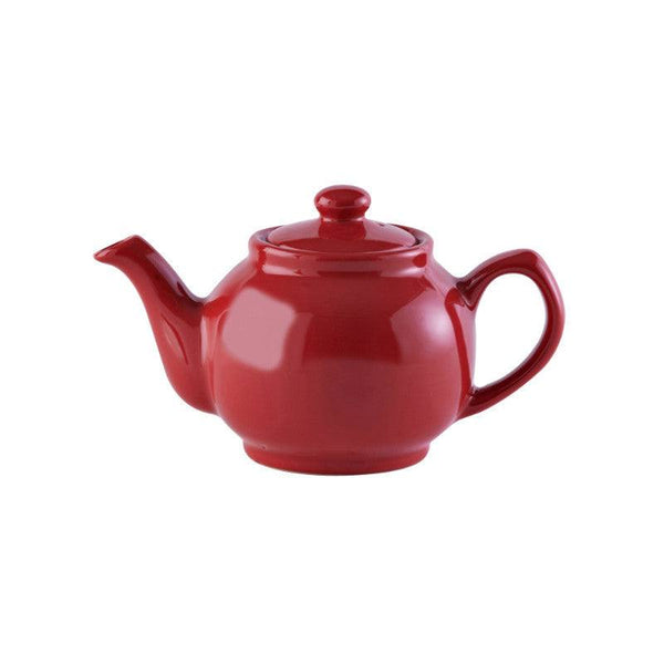 Price & Kensington Brights Stoneware 2 Cup Teapot - Red