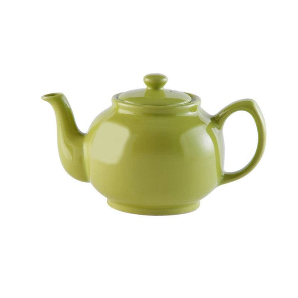 Price & Kensington Brights Stoneware 6 Cup Teapot - Green
