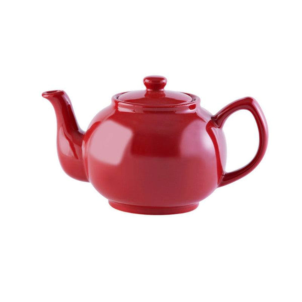 Price & Kensington Brights Stoneware 6 Cup Teapot - Red