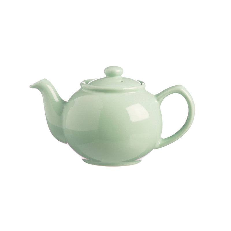 Price & Kensington Stoneware 2 Cup Teapot - Mint Green