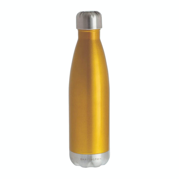 Dartington Rainbow Drinks Bottle - Yellow