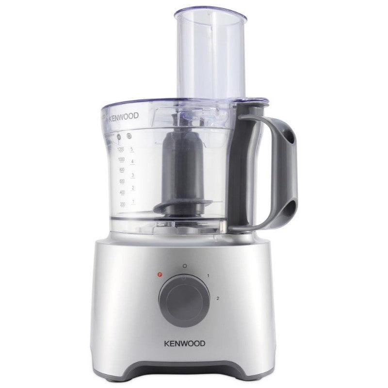 Kenwood MultiPro FDP301SI Compact Food Processor - Silver