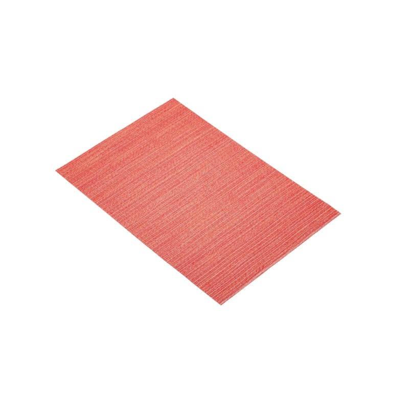 KitchenCraft Woven Placemat - Brights Red