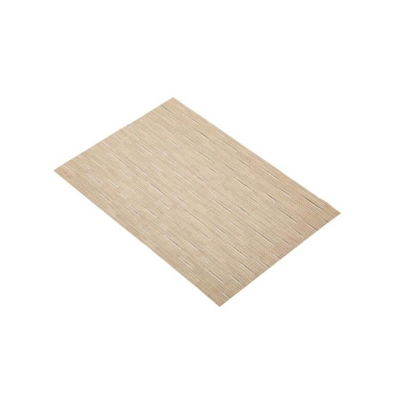 KitchenCraft Woven Placemat - Beige Mix