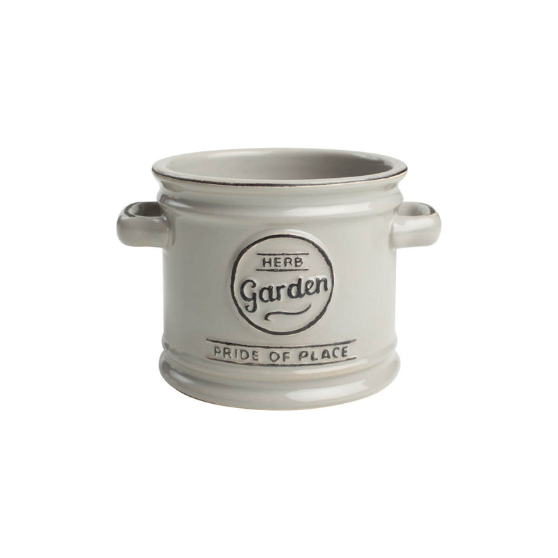 T&G Pride Of Place Plant Pot - Grey