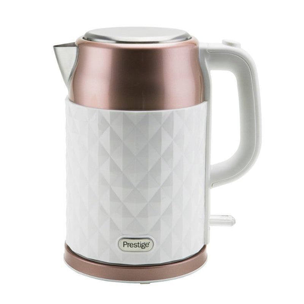 Prestige Prism Diamond 1.7 Litre Kettle in Rose Gold