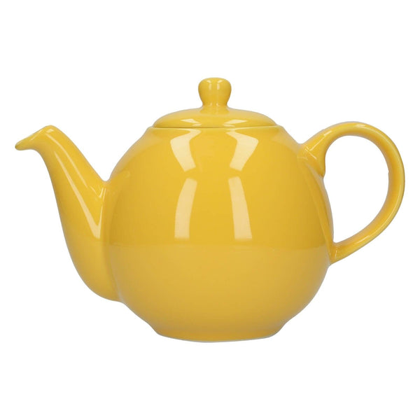 London Pottery Globe 4 Cup Teapot - New Yellow