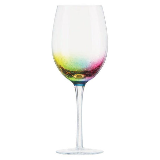 ART14900 Artland Neon Set of 2 Wine Glasses