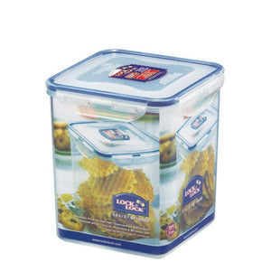 HPL822B Lock & Lock Square Food Container - 2.6 Litre