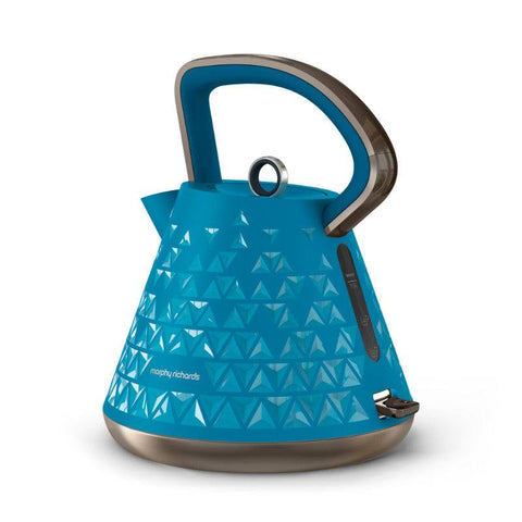 Morphy Richards 1.5 Litre Prism Kettle Blue