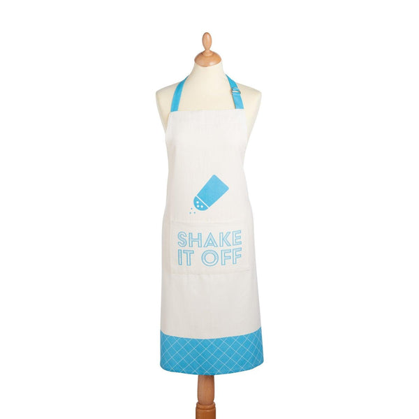 KitchenCraft Cotton Apron - Lyrics