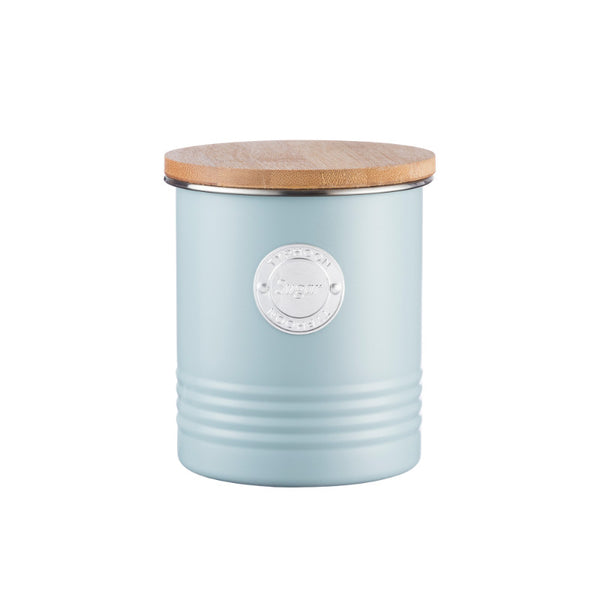 Typhoon Living Sugar Canister - Blue