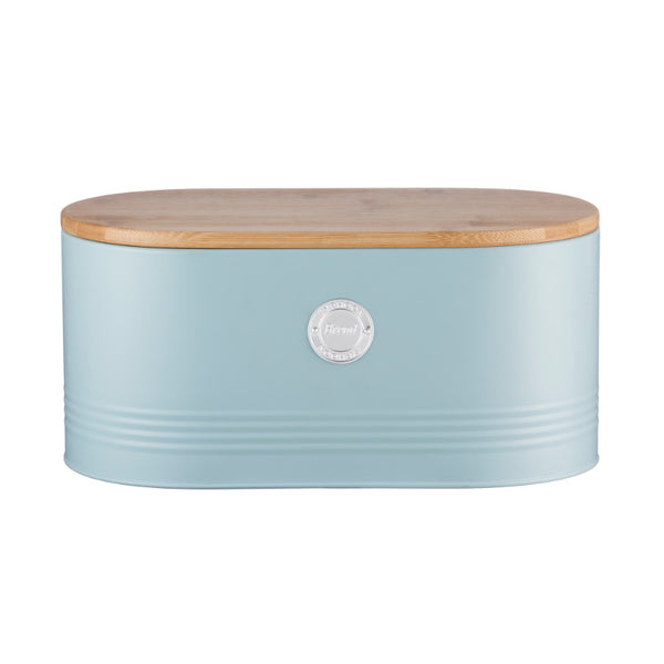 Typhoon Living Bread Bin - Blue